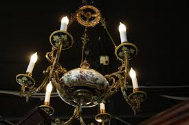 Italian Chandeliers Antique Italian Chandelier For Sale Antiques Classifieds