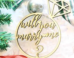 will you me ornament me