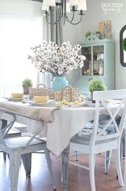 Easter Kitchen Table Decor by 264 Best Spring Decor Images On Pinterest Easter Ideas Easter