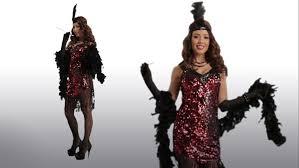 women u0027s dames like us flapper costume