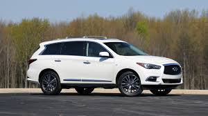 infiniti qx60 trunk space review 2016 infiniti qx60