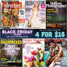black friday magazine subscriptions rise and shine june 26 how we saved on a double birthday party