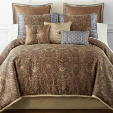 Jcpenney Bed Set Home Expressions Savoy 7 Pc Jacquard Comforter Set Jcpenney