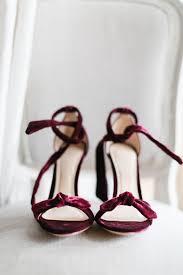 Red Barn Shoes Burgundy U0026 Blush Christmas Wedding At Owen House Wedding Barn