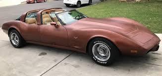 for sale corvette four door 1979 c3 corvette for sale gm authority