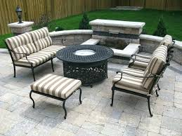 Cast Aluminum Patio Chairs Aluminum Patio Furniture Sets Delcan Me