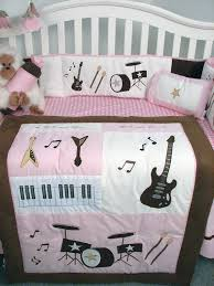 Star Nursery Bedding Sets by Amazon Com Soho Pink And Brown Rock Band Baby Crib Nursery