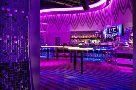 Nightclub Interior Design Ideas Magnificent Envy Nightlife Lounge Design With Mesmerizing Purple