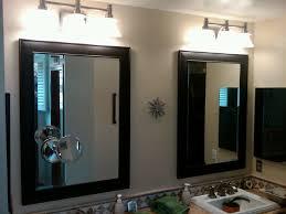 Unique Bathroom Lighting Ideas by Bathroom Glamorous Bathroom Lighting Idea With Spotlights Also