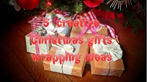 5 creative christmas gifts wrapping ideas 5 idee creative per