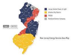 New Jersey Map New Jersey Energy Master Plan Power2switch