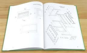 plan pour fabriquer un bureau en bois fabrication bureau murale rabatable forum dcoration mobilier luge