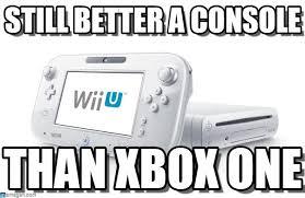 U Meme - still better a console wii u meme on memegen