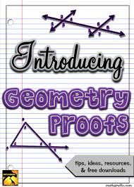 free geometry posters types of angles u0026 lines tpt free lessons