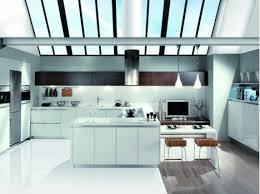 cuisine blanche brillante cuisine laqué blanche brillante ou mat sur mesure conception normandie