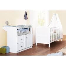 chambre bébé avec lit évolutif set de 2 pièces pour chambre bébé avec lit évolutif 140x70 cm et