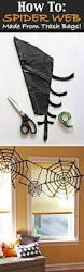 Halloween Crafts Made Out Of Paper by Best 20 Homemade Halloween Decorations Ideas On Pinterest