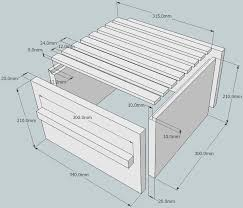 Top Bar Beehive Plans Free Beekeeping With The Warré Hive Plans For Constructing A Warré Hive