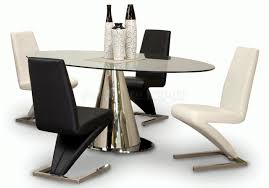 Small Oval Dining Table Beautiful Modern Oval Dining Table 78 For Small Home Remodel Ideas