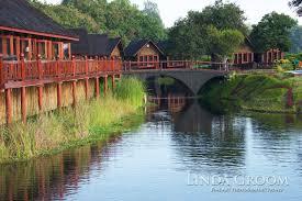 arched cabins myanmar burma