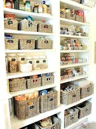 How To Organize Kitchen Cabinets And Pantry Kitchen Pantry Systems Image Of Kitchen Pantry Cabinet Kitchen
