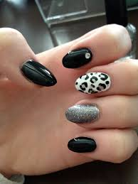 black and white nail art nails pinterest white nail art