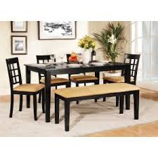 kitchen u0026 dining table sets with bench hayneedle
