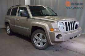 jeep patriot for sale in edmonton alberta