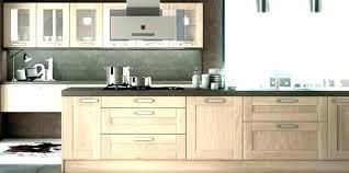 facade cuisine bois brut facade meuble cuisine bois brut cuisine cagne chic design