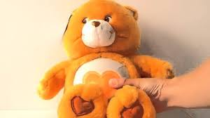 care bears care lot friends tender heart bear