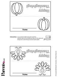 printable thanksgiving cards for coloring happy thanksgiving