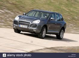 2006 Porsche Cayenne - porsche cayenne turbo s model year 2006 silver anthracite stock