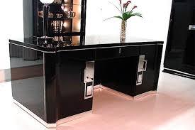 Schreibtisch Schwarz Art Deco Schreibtisch U2013 Artdeco Depot
