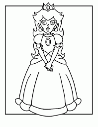 coloring pages of mario characters super mario color pages coloring home