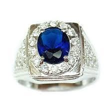 model cincin blue safir men blue sapphire engagement ring end 8 15 2018 11 40 am