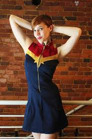 Captain Marvel Halloween Costume Captain Marvel U2013 Geek Crafts