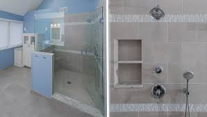 Used Glass Shower Doors by Harmonious In Heritage Knolls Naperville Part 3 U2013 Master Bathroom