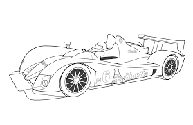 special race car coloring pages gallery kids 3665 unknown