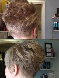 stacked shaggy haircuts pixi super short in back a little stacked haircuts by nic