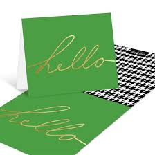 personalized cards personalized note cards custom designs from pear tree