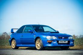 subaru wrc for sale you can own one of the rarest subaru impreza stis ever made