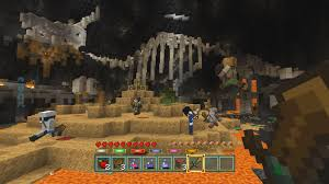 Hunger Games Minecraft Map Minecraft Battle Map Pack Season Pass On Ps4 Official