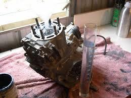 diy cr250 engine porting honda 2 stroke thumpertalk