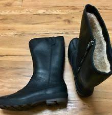 ugg s belfair boots ugg australia s leather 9 5 us shoe size s ebay