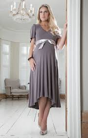 maternity occasion wear cocoon nursing maternity dress mink maternity wedding dresses