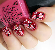 pinned onto wild nail designsboard in wild and crazy category
