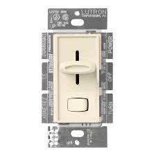 3 speed fan control switch lutron skylark sfsq lf la 3 speed fan light control