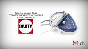 Meilleur Centrale Vapeur Centrale Vapeur Calor Gv7635c0 Démonstration Darty Youtube