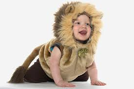 Baby Lion Costume 10 Easy Homemade Baby Halloween Costumes