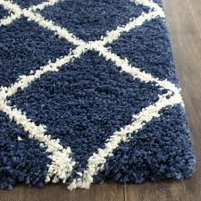 9 X 6 Area Rugs Amazon Com Safavieh Hudson Shag Collection Sgh281c Navy And Ivory